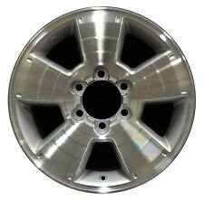 "17"" Toyota 4Runner 03 04 05 06 07 Factory OEM Rim Wheel 69429 Silver Machined"