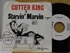 Starvin Marvin 45 CUTTER KING ~ Track VG++