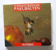 Einstürzende Neubauten - Interim - 1993 UK CD - Mute Records - BENTON 205 CD
