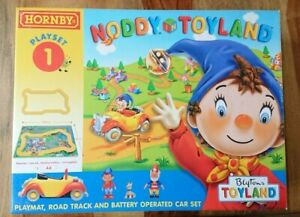 RARE Hornby R9500 Noddy In Toyland Playset No.1 Battery Operated Set NEW