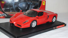 Hot Wheels 56293 ENZO FERRARI 1/18 Hotwheels Boxed / Excellent