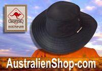 """Oilskin Hat - Wachs Hut """"JACK"""" braun / schwarz - Wachshut von Scippis Australien"""