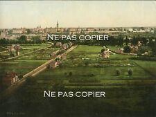 PAU vue générale photochrome vers 1890-1900 Pyrénées-Atlantiques 64