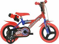 "BICI 12"" SPIDERMAN"