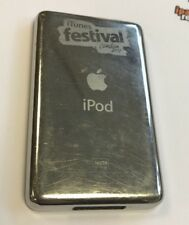 Limited Edition - Apple iPod Classic 7th Generation Grey 160GB 'iTunes Festival'