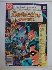 Detective #500 VF Anniversary