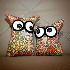 ❤️Owl Softies ❤️ Moroccan Tile Design | MiniMe Sets | Baby | Girls | Gifts