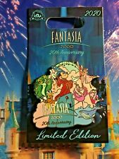 FANTASIA 2000 20TH ANNIVERSARY Pin Disney 2020 Surprise Early Release LE3000