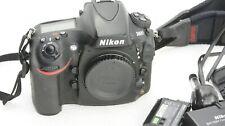 Nikon D800 Body 36.3 MP DSLR Schwarz, Auslösungen/shutter count 27386