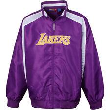 Brand New! - LA Lakers - Purple NBA Basketball Jacket - Big Tall Men's XLT BNWT
