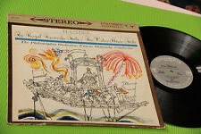 HANDEL ORMANDY LP FIREWORKS SUITE USA STEREO COLUMBIA CLASSICA