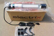 "Electrix 7740 18 Watt 17"" Fluorescent Tube Work Light w/ Mounting Brackets"