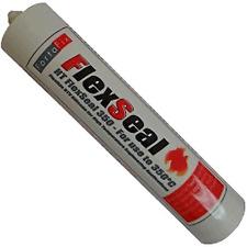 Ht Flexseal 350 joint d'étanchéité silicone composé noir 300ml-résiste à la chaleur jusqu'à 350c