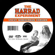 *UNCUT* WIDESCREEN The Harrad Experiment DVD Don Johnson 70s Sexploitation Film