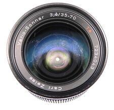 Contax 35-70mm f3.4 Vario-Sonnar MM Japan  #7234043