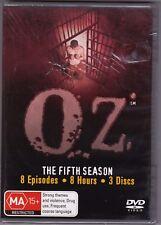 Oz - The Fifth Season - DVD (Brand New Sealed) Region 4