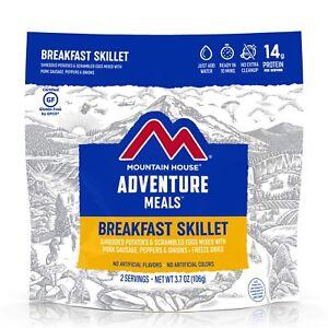 Mountain House Breakfast Skillet - FreezeDried Food Pouch - 2 Servings