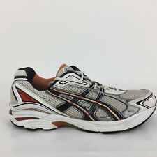 New listing Asics GT-2130 Grey Textile Sports Trainer Sneakers T4N804 Men Size UK 12 Eur 48