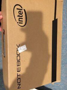 Intel Notebool Laptop (Silver)