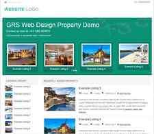 Proprietà pienamente reattivo/Sito web immobiliare