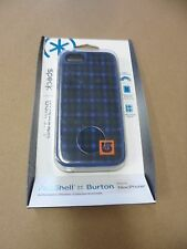 New Speck Burton Fabshell Case SPK-A1681 for Apple iPhone 5 / 5S Plaid