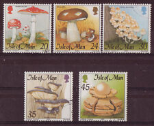 ISLE OF MAN 1995 FUNGI, FINE USED