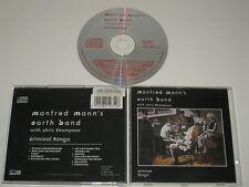 MANFRED MANN'S EARTH BAND / Criminal Tango (DIX CD35) CD Album