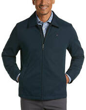 NEW Tommy Hilfiger CLASSIC NAVY Mens LIGHT Quilt Jacket...
