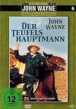 DVD NEU/OVP - Der Teufelshauptmann (John Ford) - John Wayne & Joanne Dru
