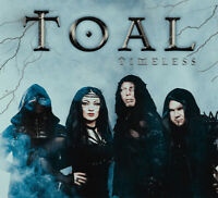 TOAL - Timeless [CD, EP, 2019,  Electro, New Wave, Synthwave]