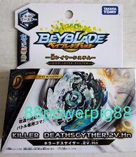 Takara Tomy Beyblade Burst B-85 Booster Killer Deathscyther .2V.Hn US Seller