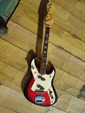 Vintage Norma Split Pickup Electric Guitar