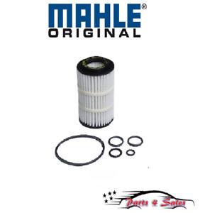 NEW OEM Oil Filter Kit Fleece Polyester E320 CLK320 S500 C240 ML320 MAHLE