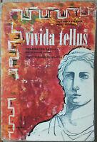 Vivida Tellus - Grammatica latina- Società Editrice Internazionale,1960 - R