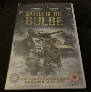 BATTLE OF THE BULGE - DVD - NEW SEALED** FREE POST**