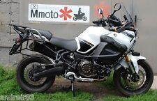 Yamaha XT1200Z Super Tenere Whole-welded luggage rack system Black Mmoto