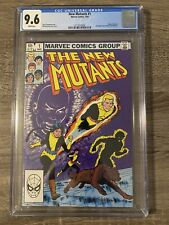 The New Mutants #1 CGC 9.6