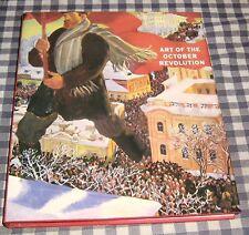 Vintage 1979 Art of the October Revolution,Photo-Album,USSR,Russia,Ленинград