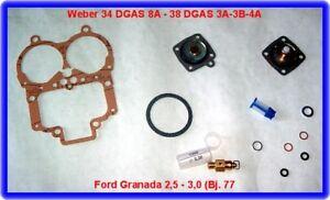 Ford Granada,Weber 34/38 DGAS,Vergaser Rep.Kit