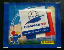 PANINI WORLD CUP 1998 FRANCE 98 SEALED UNOPENED PACK