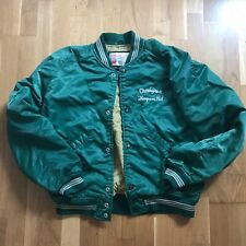 Bombers Vert Homme Chevignon Taille L Comme Neuf!!!