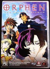ORPHEN The Third Talisman DVD Vol 6.  Brand New & Sealed
