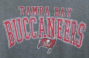 Tampa Bay Buccaneers Shirt #5 Josh Freeman Men's Large Gray Shirt New ST55