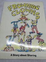 FROWNING CLOWNS STORY ABOUT SHARING  MIMOSA TEACHER Big Book PB Day Care