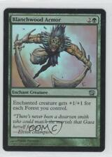 2003 Magic: The Gathering - Core Set: 8th Edition #234 Blanchwood Armor Card 1i3