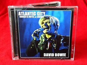 DAVID BOWIE - ATLANTIC CITY BORGATA HOTEL & CASINO 2004 - 2CD