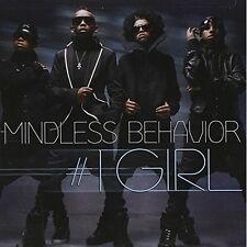 #1 Girl By Mindless Behavior On Audio CD Album 2011 Disc Only
