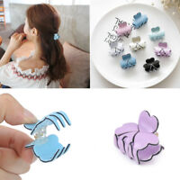 Trendy Women Cute Head Hair Clips Claw Barrette Crab Clamp Korean Hairpin