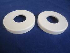 2 Pool & Spa Ladder, Hand Rail Escutcheon Plate / Cover Replace Hayward Sp1041
