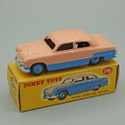 Dinky 170 Ford Fordor Sedan  Pink & Blue Low Line Very Near Mint Boxed
